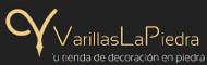 Tienda de decoración en piedra, prefabricados y piedra artificial. VarillasLaPiedra.com